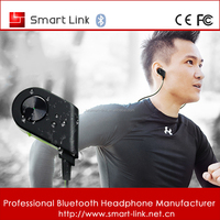Newest 2016 cell phone accessories sports bluetooth headset