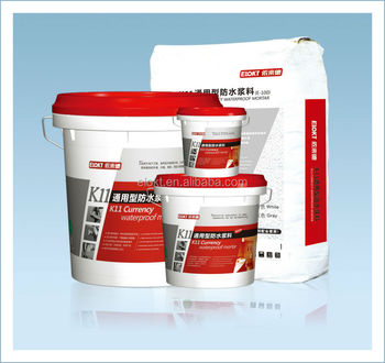K11 cement based waterproof mortar for household buy for Household cement