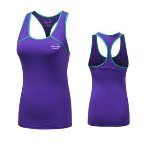 800d7aac78749e Women Singlet Running Yoga Crop Top Tank Patchwork Gym Yoga Wear Backless  Vest