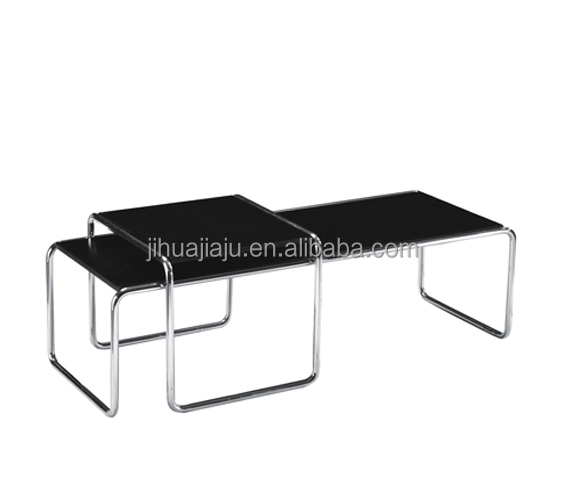 Replica Marcel Breuer Laccio Table Set Buy Coffee Table Setoffice