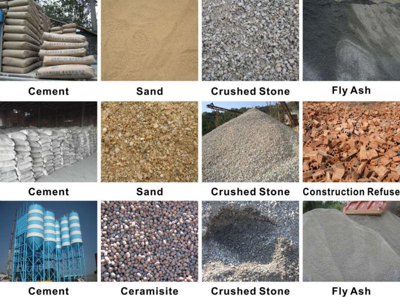 Sand Lime Bricks : Sand lime brick making machine force