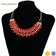 Professional OEM China Factory Wholesale Red Coral Necklace Designs