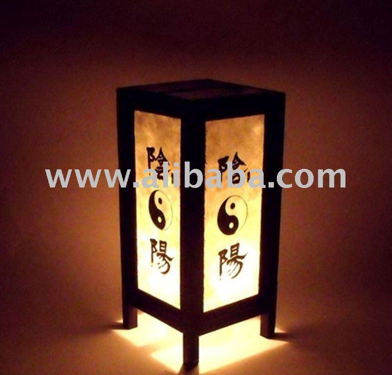 lampadaire yin