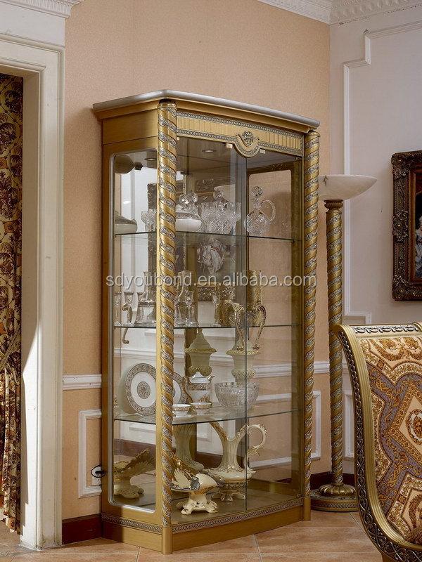 Living Room Showcase Design: 2015 0026 Antique Living Room Furniture Wooden 4-d