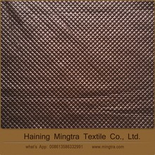 Woven cloth Quilted Cotton coating for sofa fabric