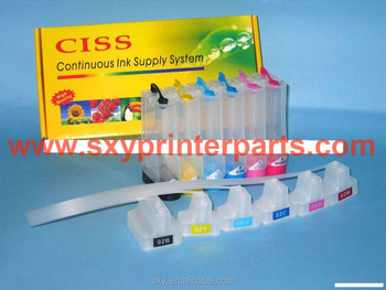 Ciss Ink For Hp 363 828 802 177 Inkjet Ptinter From China Supplier ...