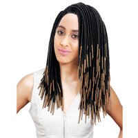 Noble dreadlock hair extensions dread lock extension