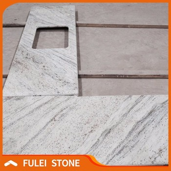 wholesale kitchen used river white granite countertops lowes
