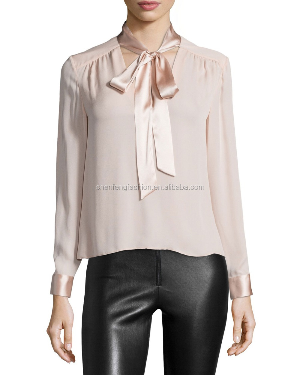 Formal Chiffon Blouses, Formal Chiffon Blouses Suppliers and ...