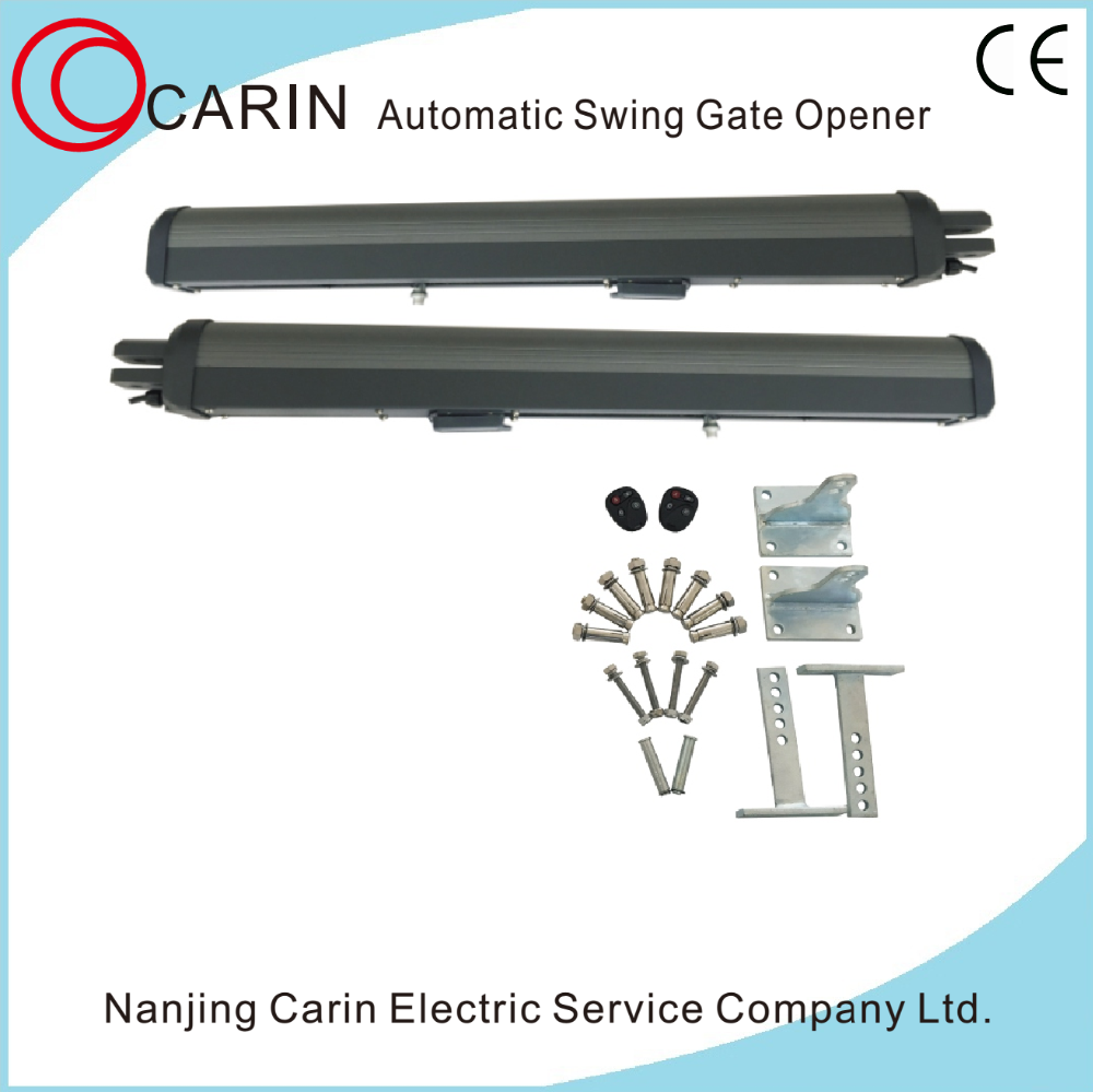 L2-12V-200KGS Automatic Double Swing gate operator