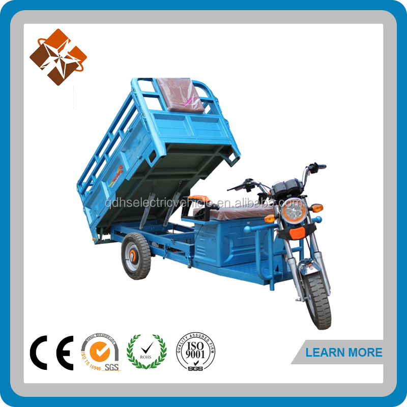 battery operated vehicles electric cargo china 3 wheel motor tricycle