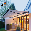 Fast delivery retractable patio covers shade canopy wholesale alibaba