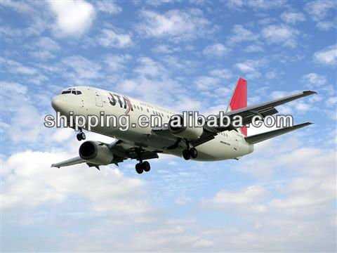 Air Shipping from China to GOI Goa India