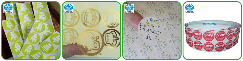 Custom qc pass quality control stickerstickly round oval qc labelsqc pass