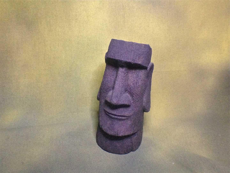 Easter Island Rapa Nui Kon Tiki Statue, Type A
