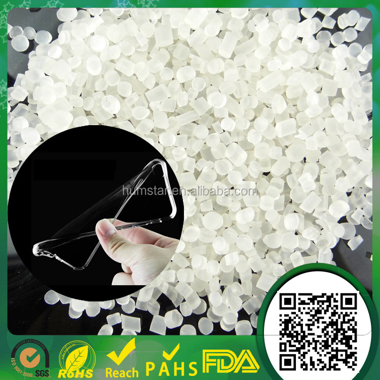 apparent lucid transparent PVC compound granules pellets resin
