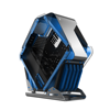 Super Aluminum Gaming Case support 360MM Water radiator,Diamond design gaming case,Special designning pc Gabinets -BEAST