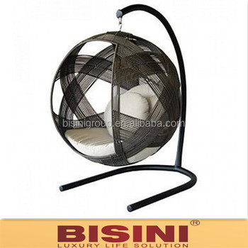 Rattan Swing Chair/wicker Hanging Chair/round Hanging Swing/hanging Egg  Chair (