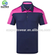 Mens short sleeve latest design Dry fit/Cooldry tech performance fabric sports polo shirts/golf polo shirts