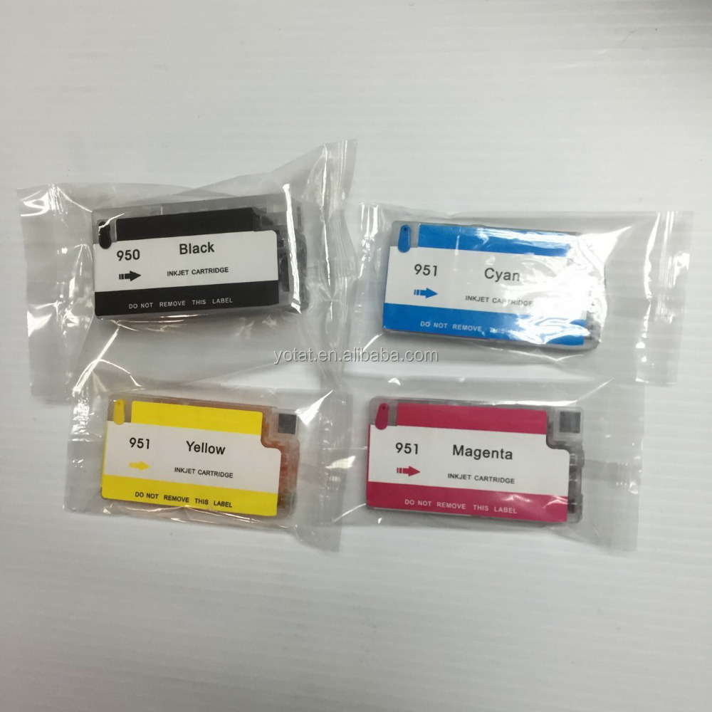 Compatible for HP 950 951 ink cartridge for HP 8100 8600