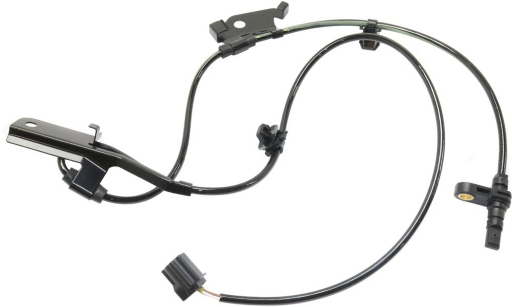 Evan-Fischer EVA1538221540 ABS speed sensor for RAV4 06-12 Front Right Side with Wiring Harness 2 Female Terminals Blade Plug Type