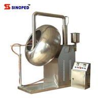 Durable Thin Film Tablet Coating Machine