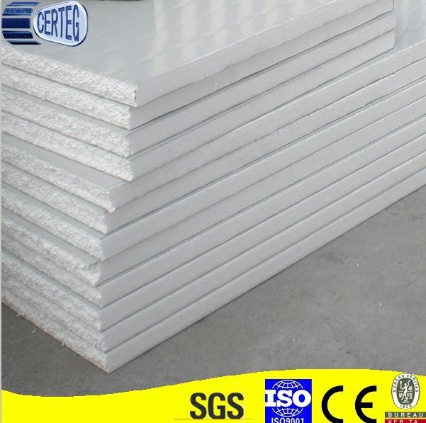 Material de aislamiento t rmico de espuma eps board para - Placas de aislamiento termico ...