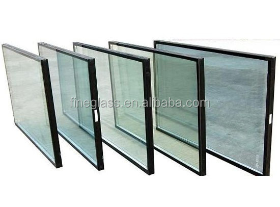 Insulated glass panels supplier high temperature glass for High insulation windows