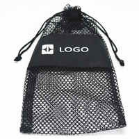 Laundry Fruit Reusable Leno Polyester Drawstring Jute Sport Vegetable Mesh Bag