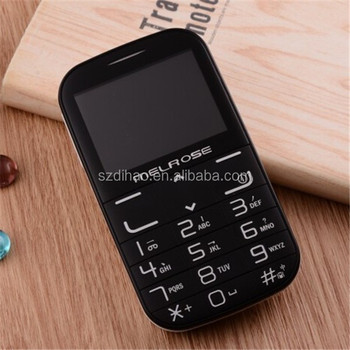 Dihao Cheap Mobile Phone For Old Age People Buy Old Age Phone