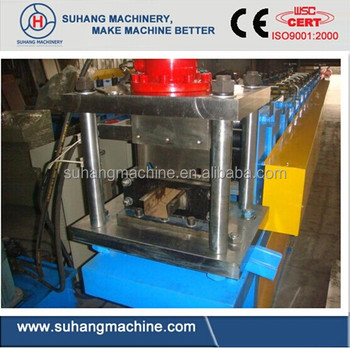 Short Delivery Time Omega Drywall Roll Forming Machine - Buy Omega Roll  Forming Machine,Omega Profile Making Machine,Omega Drywall Machine Product  on