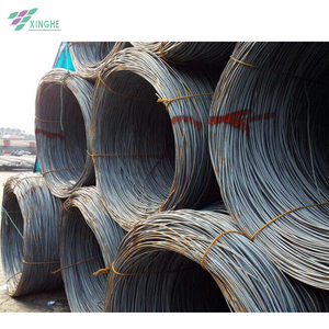 Tool steel hot rolled steel sae 1006 1008 wire rod coil