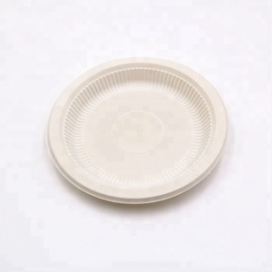 Corn Starch Biodegradable Plate, Corn Starch Biodegradable