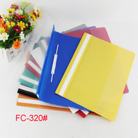 Office & School Supplies FC Size PP clear file folder plastic report cover