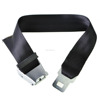 Best Quality 70cm Black Plane Airplane Seat Belt Extension Extender