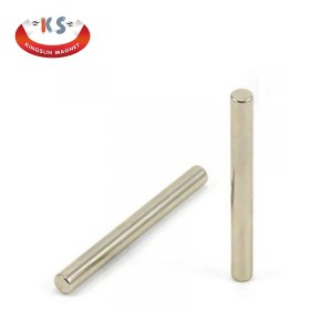 NdFeB N42 Rod Magnets,All Grade Ndfeb N42 Cylinder Magnets