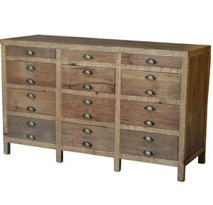 oak sideboard HL555