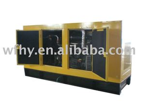 100KW Soundproof Diesel Generator Set Deutz Engine