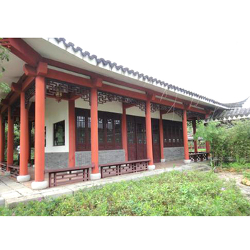 archaized traditional ancient style building