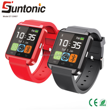 Top sales-- Smart watch U8 with TFT Touch Screen for Iphone and Samsung phones