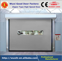 fast/high speed PVC roll up door