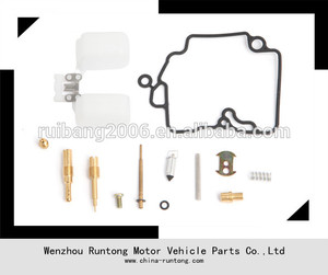 Keihin Main jet,slow jet,brass oil needle for GY6 50 carburetor kit