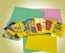 non woven table cleaning cloth
