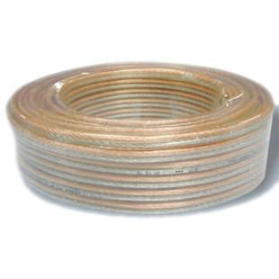 Best Quality 12 Gauge Speaker Wire Oxygen-free Copper Clear Red ...