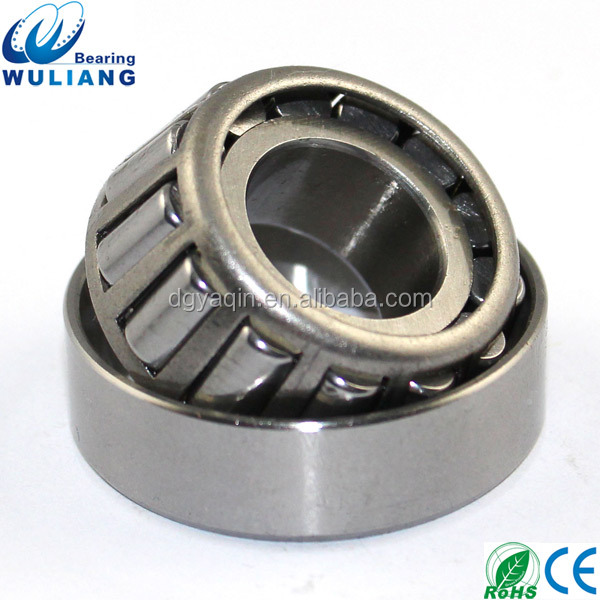 China High Precision 30203 caster taper roller bearings