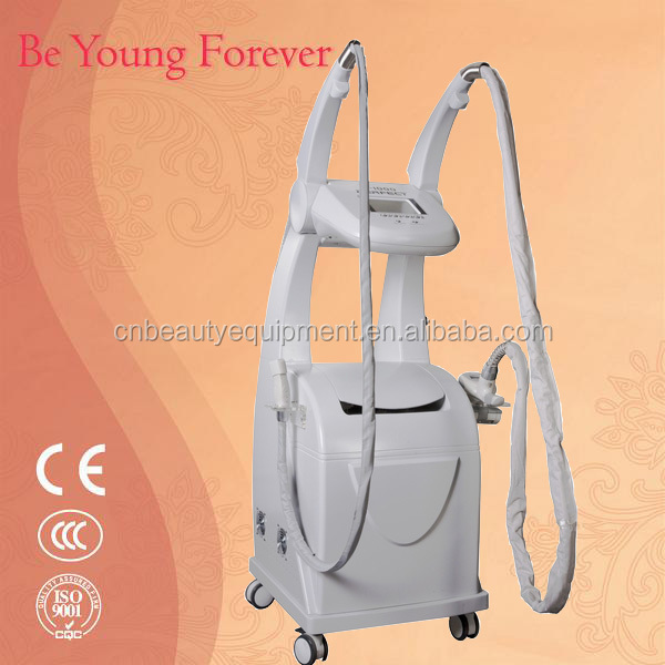 Super effective V9 2nd vacuum rf roller cavitation radio frequency cavitation slimming instrumentBS-59