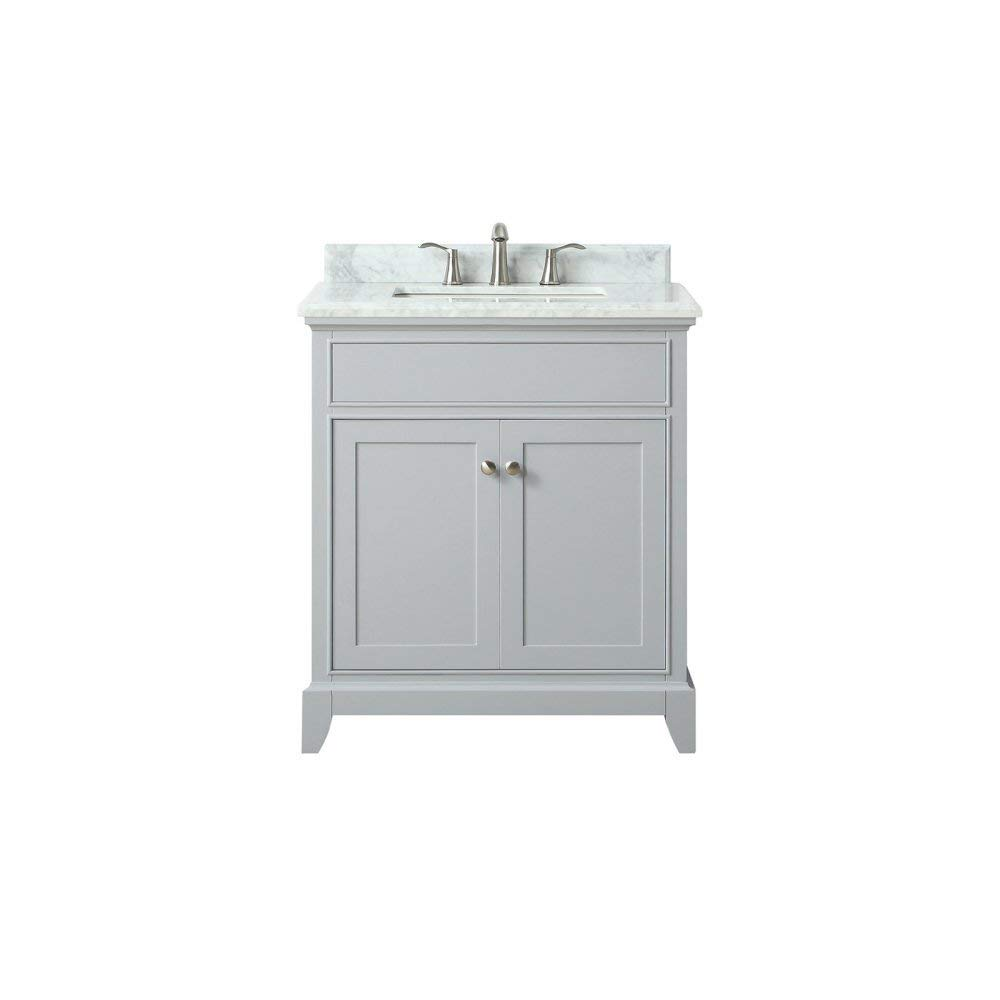 Azzuri Aurora Single Sink Bathroom Vanity