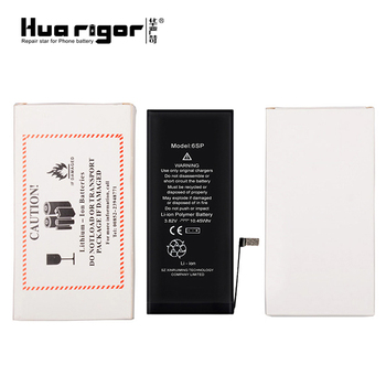 OEM/ODM Top Quality li-ion polymer battery for mobile phone iphone 6s plus