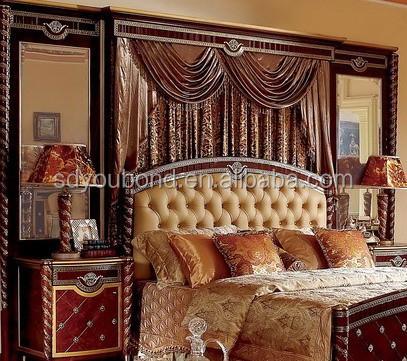 0026 luxe italienne accueil meubles de chambre à coucher ...