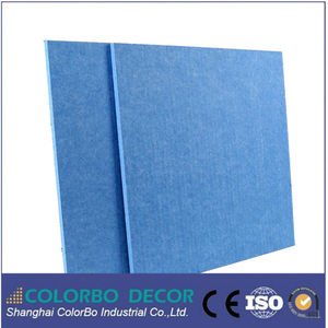 12mm PET polyester fiber acoustic panel felt board